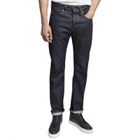 Edwin Ed 55 Relaxed Tapered Indigo Unwashed Blue Jeans