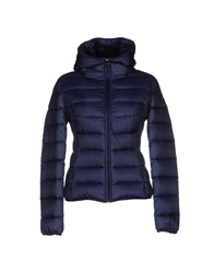 Roy Rogers Roy Roger's Down Jackets Dark Blue