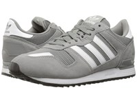 Adidas Zx 700 Charcoal Heather Solid Grey Footwear White Core Black Men's Classic Shoes Gray