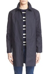 Men's A.P.C. 'Boston' Waterproof Mac Coat