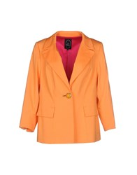 Ivan Montesi Suits And Jackets Blazers Women Orange