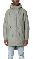 Cheap Monday Cage Parka Elephant Grey