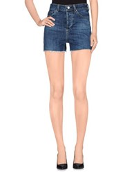 Alexa Chung For Ag Denim Denim Shorts Women
