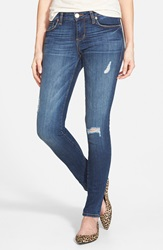 Sts Blue 'Piper' Deconstructed Skinny Jeans Coral Beach