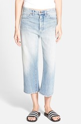 Blank Nyc Women's Blanknyc 'My Sugar Daddy' Crop Boyfriend Jeans Blue