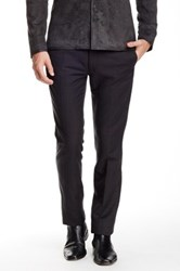John Varvatos Slim Fit Pant Gray
