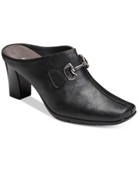 Aerosoles Montana Mules Women's Shoes Black