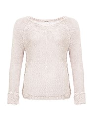 Garcia Chunky Knit Jumper Cream