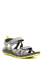 Columbia Watershot Sandal Gray