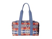 Pendleton Canopy Canvas Weekender Canyonlands Handbags Red