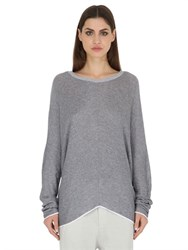 Transit Par Such Linen Blend Loop Knit Sweater