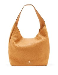 Vince Camuto Rita Leather Hobo Honey Comb