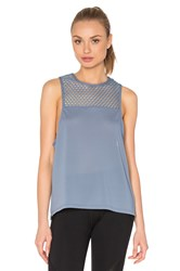 Lorna Jane Dominique Excel Tank Blue