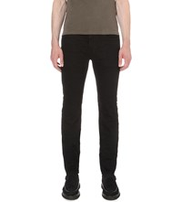 Allsaints Iggy Slim Fit Tapered Jeans Black