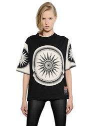 Fausto Puglisi Limited Edition Printed Cotton T Shirt