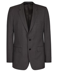Aquascutum London Twill Jacket Grey