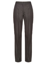 Max Mara Alessia Trousers Dark Grey