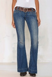 Dittos Aretha Low Rise Flare Jean