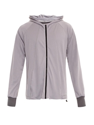 Christopher Raeburn Jersey Mesh Hooded Jacket