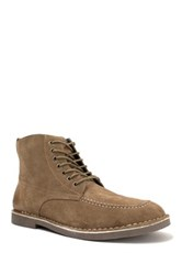 U.S. Polo Assn. Bleeker Mid Lace Boot Beige