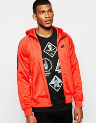 Nike Tribute Track Jacket Red