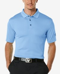 Callaway Men's Golf Performance Solid Golf Polo Provence