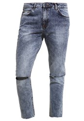 Your Turn Slim Fit Jeans Stone Blue Stone Blue Denim