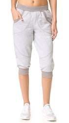 Adidas By Stella Mccartney Essentials 3 4 Sweatpants Frost Grey