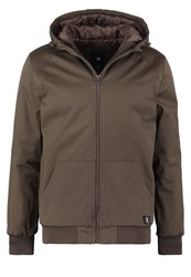 Dc Shoes Ellis Winter Jacket Taupe Brown