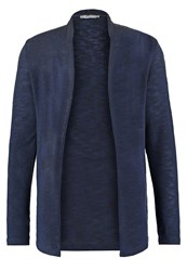 Jack And Jones Jjprnew Regular Fit Cardigan Navy Blazer Dark Blue