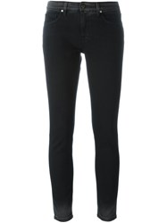 Victoria Beckham Denim Slim Jeans Black