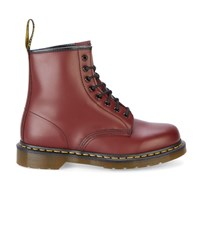 Dr. Martens Burgundy 1460 Smooth Leather Boots