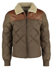 Chevignon Down Jacket Moka Khaki