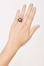 Nasty Gal Cocoa Jewelry Emma Rosette Ring