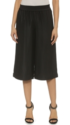 Won Hundred Soffy Culottes Black