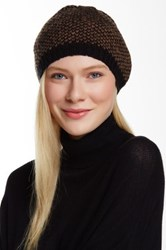 Wooden Ships Dylan Black Fawn Beanie