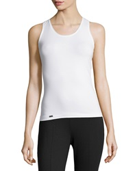La Perla New Project Scoop Neck Racerback Tank