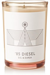 D.S. And Durga '85 Diesel Scented Candle Colorless