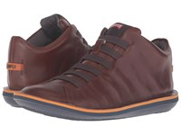 Camper Beetle 36678 Medium Brown 1 Men's Lace Up Casual Shoes
