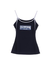 Vilebrequin Topwear Vests Women Dark Blue