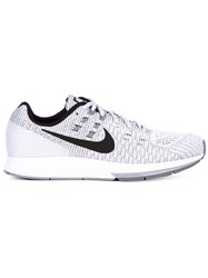 Nike 'Air Zoom Structure 19' Sneakers Grey