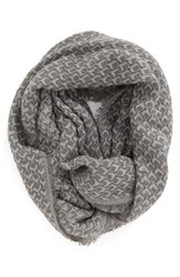 Women's Bp. Textured Knit Infinity Scarf