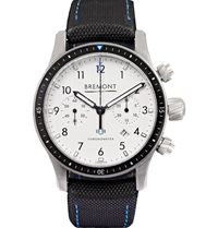 Bremont Boeing Model 247 Automatic Chronometer Watch Black