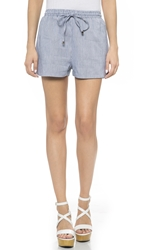 Line And Dot Midtown Shorts Pin Stripe