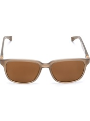 Mykita 'Thompson' Sunglasses Brown