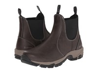 Hi Tec Altitude Chelsea Waterproof Dark Chocolate Men's Boots Brown