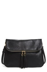 Bp. Foldover Crossbody Bag Black