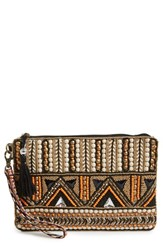 Women's Big Buddha Beaded Wristlet