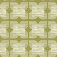 Orla Kiely Flower Tile Wallpaper 110421