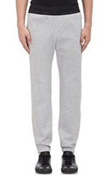 Tim Coppens Colorblocked Joggers Grey